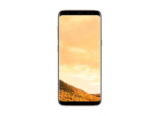 quality design 059c5 43958 SAMSUNG Galaxy S8 Plus 64GB Phone - Gold