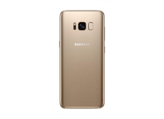 Samsung Galaxy S8 Plus 64gb Phone Gold