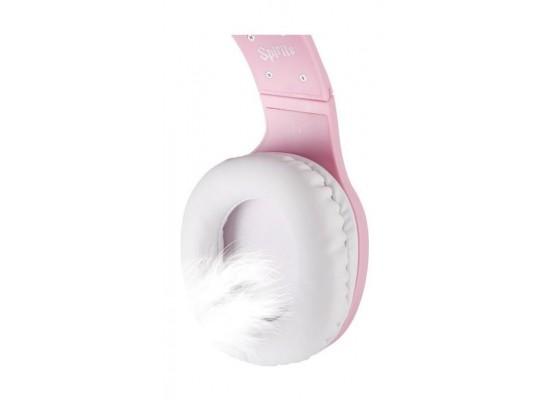 Sades Spirits Wired Gaming Headset - Pink 1