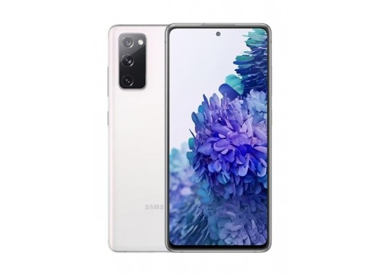 Samsung S20 Fan Edition 5G 128GB Phone –  White