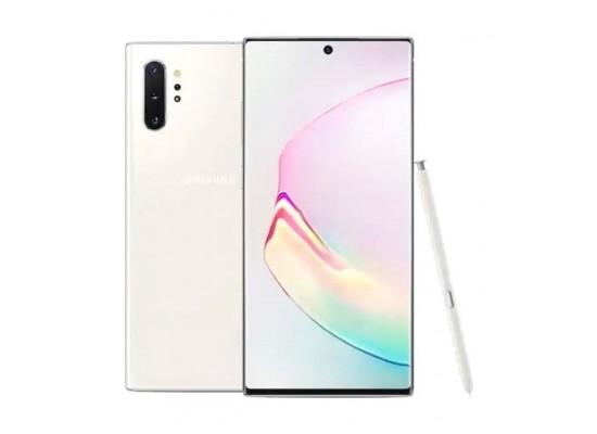 Samsung Note 10+ 256GB Phone (5G) - White