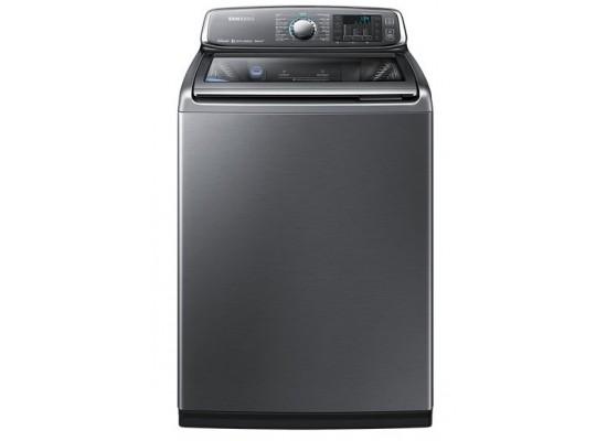 35094569296b61 Samsung WA22J8700GP Inox Top Loader 22kg Washer   Xcite Alghanim ...