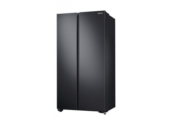 Samsung 23CFT Side by Side Refrigerator - RS62R5001B4