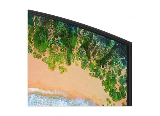 SAMSUNG 65-inch UHD Smart LED Curved TV - UA65NU7300