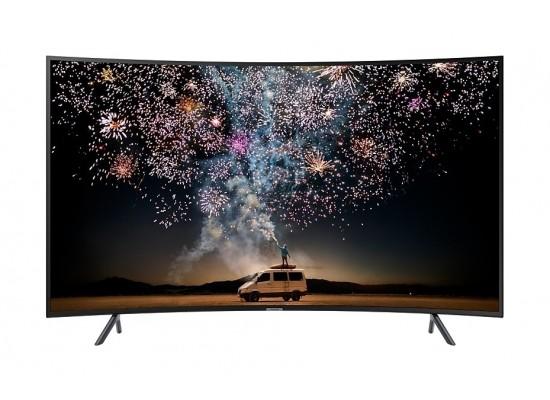 Samsung 65 Inch UHD Smart Curved LED TV - UA65RU7300