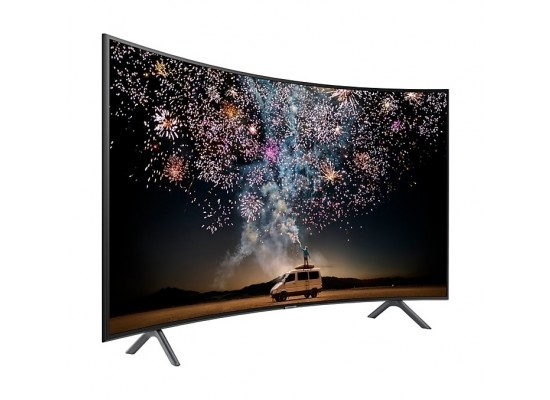 Samsung 55 Inch UHD Smart Curved LED TV - UA55RU7300