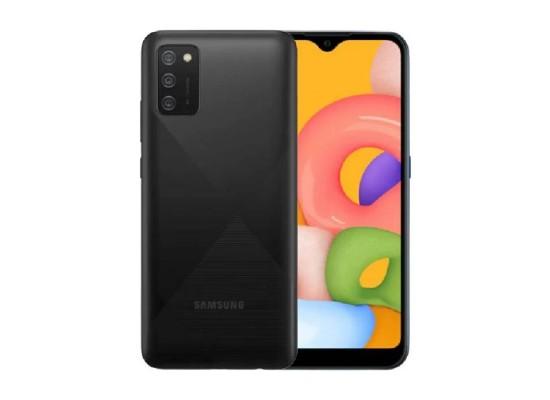 Samsung Galaxy A02S 64GB - Black