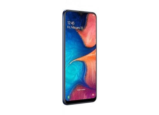Samsung A20 32GB Phone - Blue 2