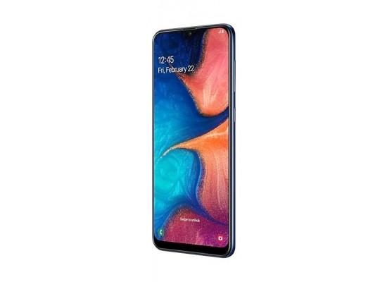Samsung A20 32GB Phone - Blue 3