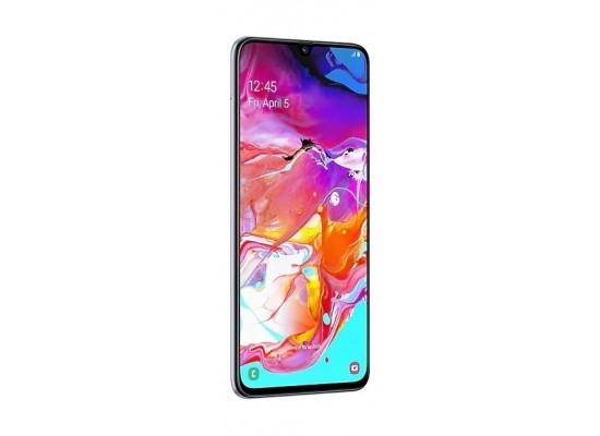 Samsung Galaxy A70 128GB Phone - White1