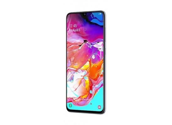 Samsung Galaxy A70 128GB Phone - White4