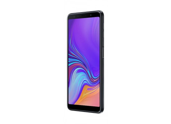 Samsung Galaxy A7 2018 128GB Phone - Black 1