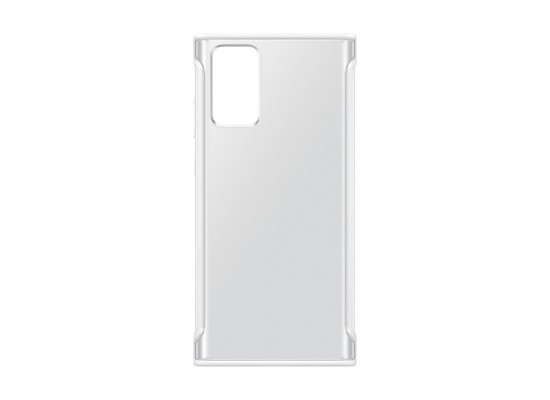 Samsung Galaxy Note20 Clear Protective Cover (EF-GN980CWEGWW) - White