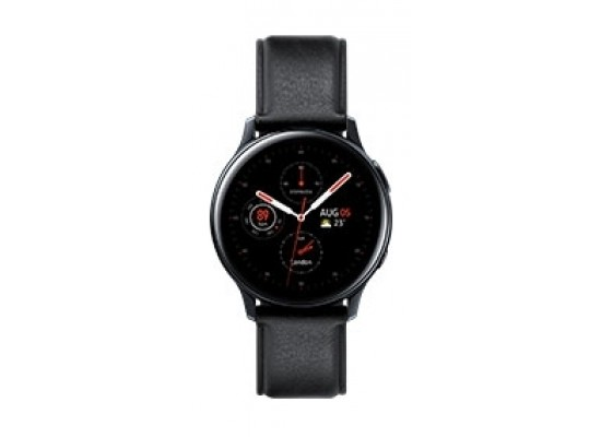 Samsung Galaxy Watch Active2 44mm Stainless Steel - Black