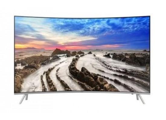 SAMSUNG 55 inch Curved 4K Ultra HD Smart LED TV - UA65MU8500
