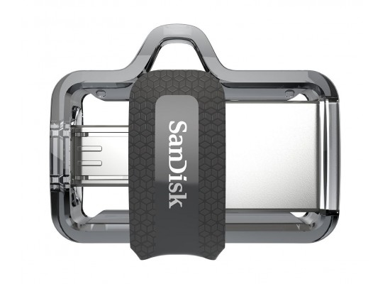 Sandisk 64GB M3.0 Dual USB Drive for Android Devices & Computer - (DD3-064G-G46)  3rd view