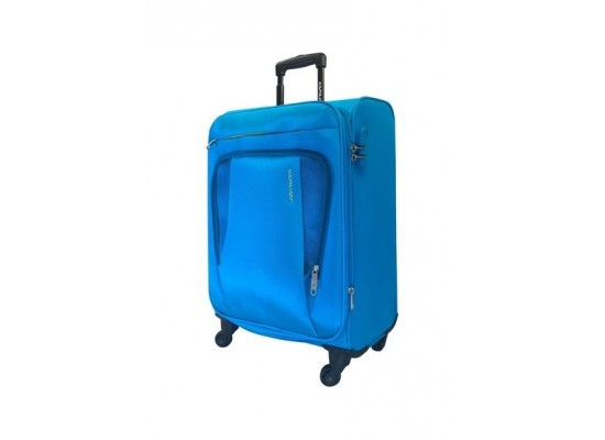 Kamiliant Savanna 68CM Soft Luggage (FO4X11902) - Ice Blue