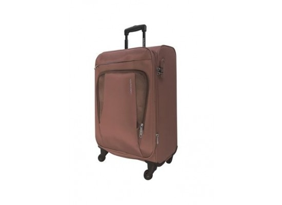 Kamiliant Savanna 55CM Soft Luggage (FO4X03901) - Berry Brown