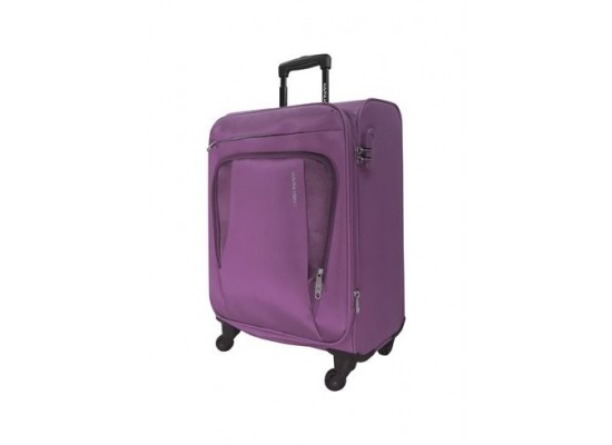 Kamiliant Savanna 55CM Soft Luggage (FO4X50901) - Purple