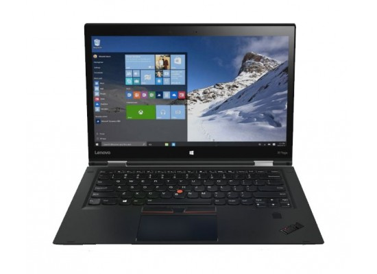 Lenovo ThinkPad X1 Yoga Core-17 8GB RAM 256GB SSD Win10 14-inch