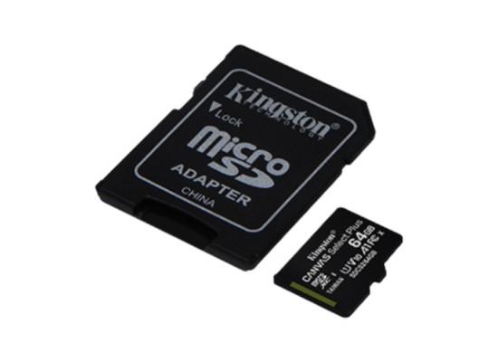 Kingston Canvas Select Plus 64GB MicroSDXC Card in Kuwait | Buy Online – Xcite