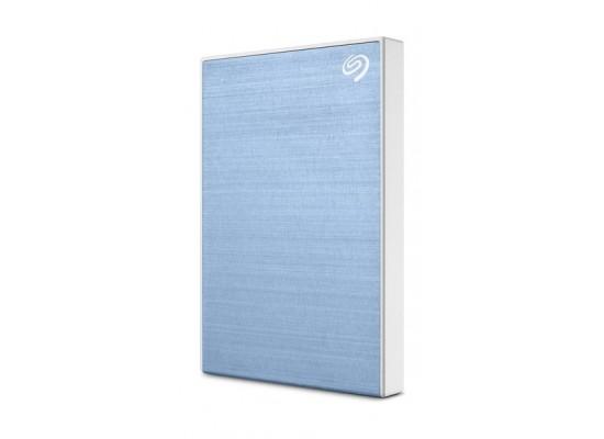 Seagate 4TB Backup Plus USB 3.0 External Hard Drive - Light Blue