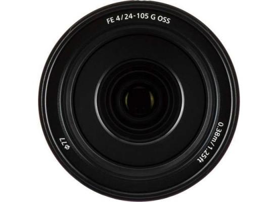 Sony EF 24-105mm f/4 G OSS Lens