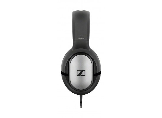 Sennheiser HD 206 Over The Ear Headphone Side View
