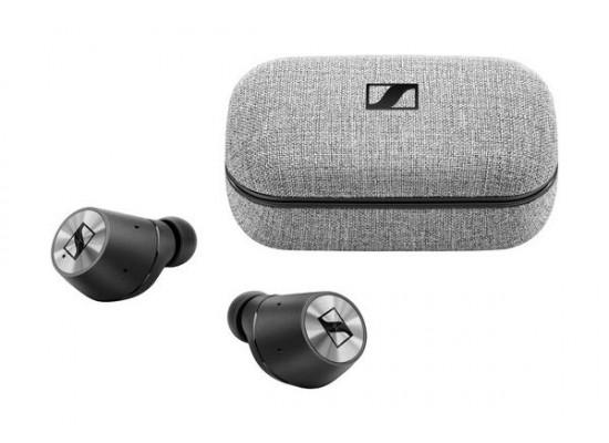 Sennheiser MOMENTUM True Wireless Bluetooth In-Ear Headphones - Silver 2