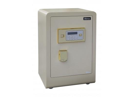 Wansa Digital Laser Cut Safe (SF-6005) - Gold