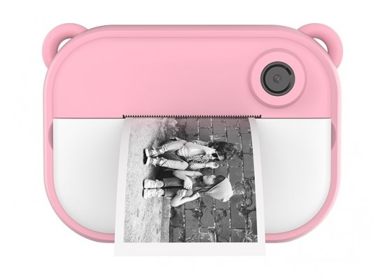 myFirst Camera Insta 2 - 12MP Kid's Instant Print Camera - Pink