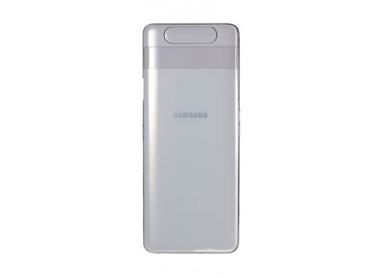 Samsung Galaxy A80 128GB Phone - Silver