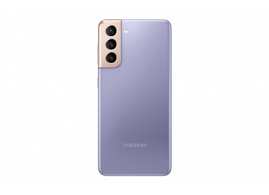 Samsung Galaxy S21 5G 128GB Phone - Violet