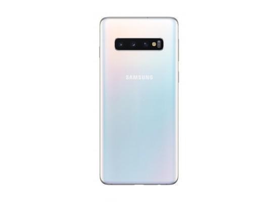 Samsung Galaxy S10 128GB Phone - White 4
