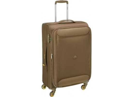 Delsey Chartreuse 61CM Soft Luggage - Khaki