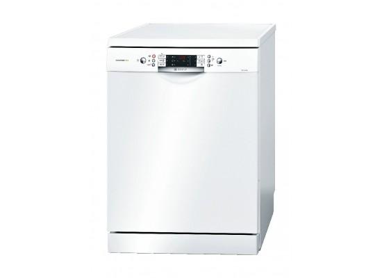 Bosch SMS69M12GC Freestanding Dishwasher - White