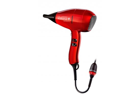 Valera Swiss Nano 9200 Ionic Rotocord Hairdryer 2000W - Red (SN9200Y RC)
