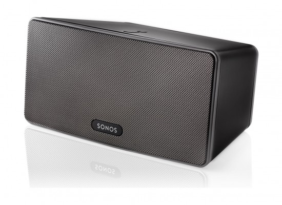 Sonos Play:3 Wireless Speaker - Black