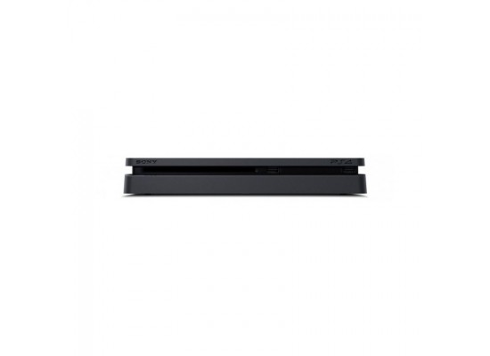 PlayStation 4 Slim 500GB + GT Sport + Uncharted 4 + Horizon Zero Dawn + 3M PSN Card + Fortnite Voucher