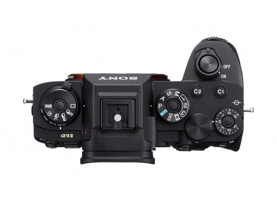 Sony Alpha a9 II Mirrorless Digital Camera