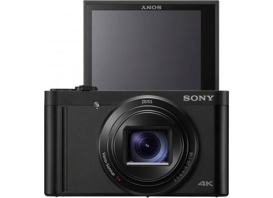 Sony Cyber-shot DSC-WX800 Digital Camera - Black