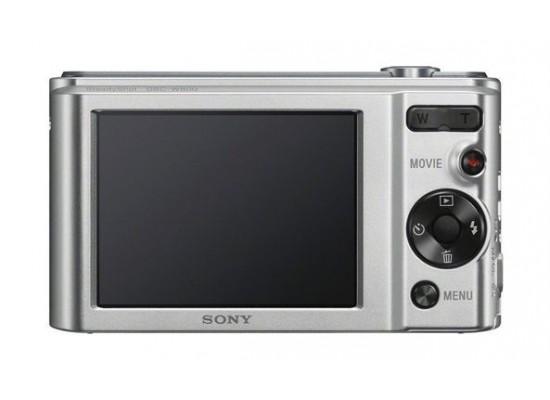 Sony DSC-W800 20MP Digital Compact Camera - Silver