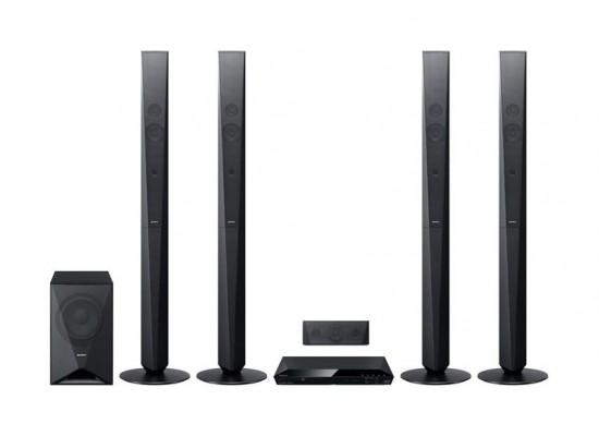 sony 1000w 5 1ch bluetooth dvd home theatre system (dav-dz950) - black