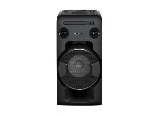 Sony MHC-V11D Bluetooth Potable Audio System - Front View