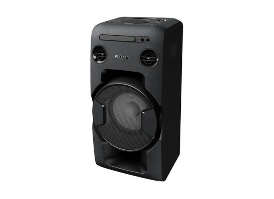 Sony MHC-V11D Bluetooth Potable Audio System - Left View 1