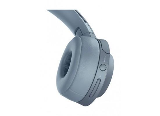Buy Sony Over-Ear Wireless Bluetooth Headphone (WH-H800) - Blue ... d78fbd1170b72