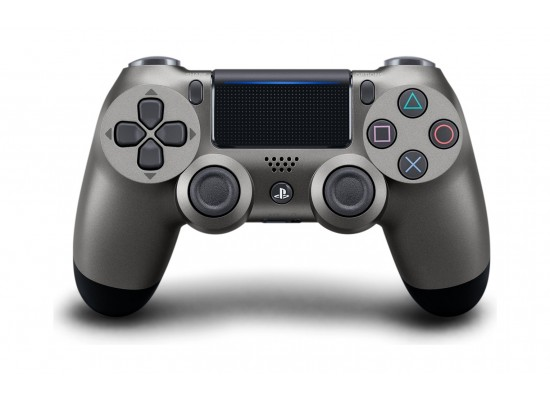 Sony PS4 Dual shock 4 Wireless Controller (ZCT2E21X) - Steel Black