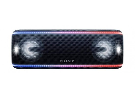 Sony SRS-XB41 Portable Wireless Bluetooth Speaker - Black