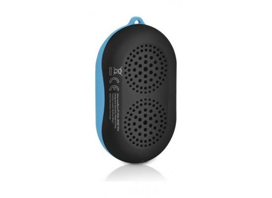 Trekstor I.Beat Soundbox Bluetooth MP3 Player – Blue/Black Back