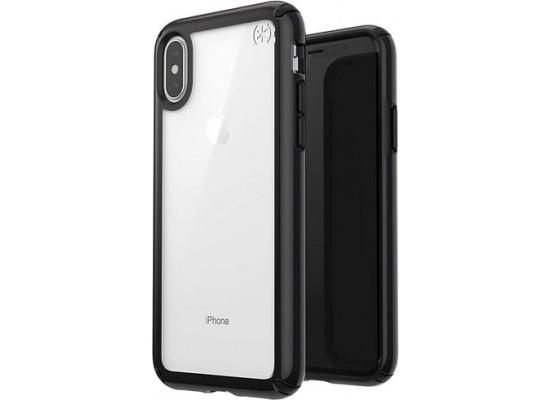 pretty nice 47c69 c5360 Speck Presidio Protective Case for Apple iPhone XS Max - Black